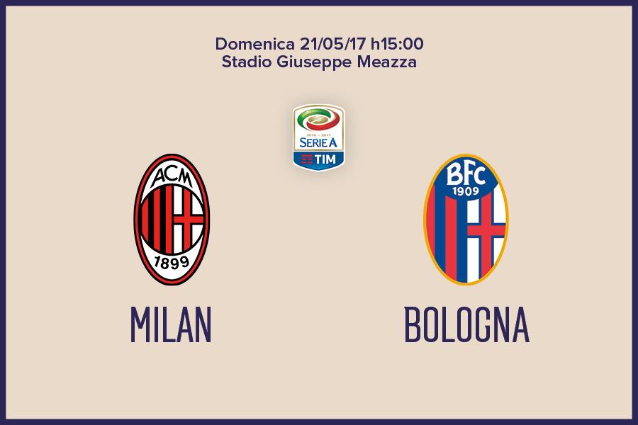 Il match program di #MilanBFC