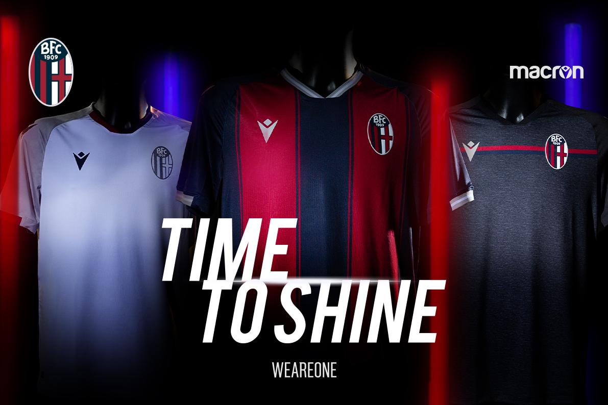 Bologna S New Kits Bolognafc