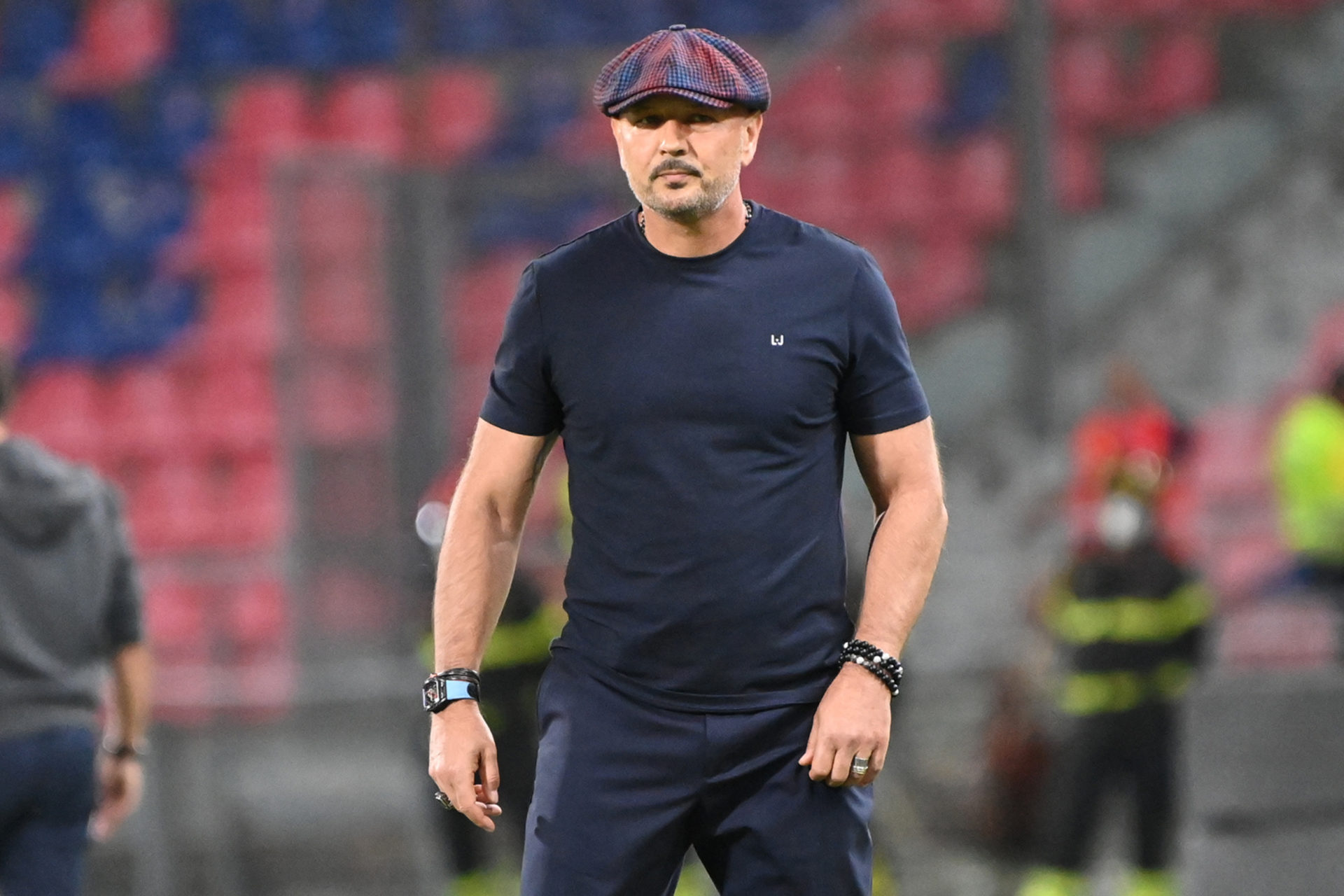 Radio Casteldebole abstract – The purpose in Bologna two days earlier than the match in Udine